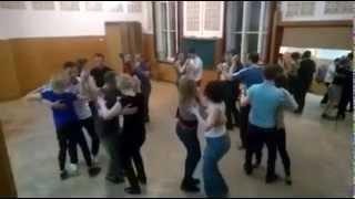 Уроки Бачаты в школе Salsa Rica