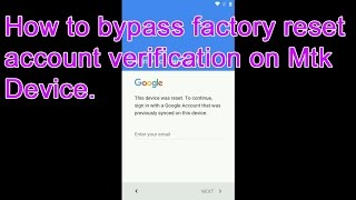 Android Cent Factory Reset Protect - Bikeriverside