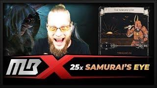 """[PATH OF EXILE] – 25x """"THE SAMURAI'S EYE"""" – WATCHER'S EYE GAMBLING"""