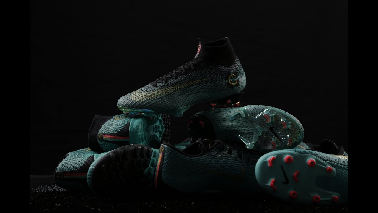 22b908920e062 Las nuevas botas de Cristiano Ronaldo   NIKE MERCURIAL 360 CR7 SERIES -  CHAPTER 6  BORN LEADER