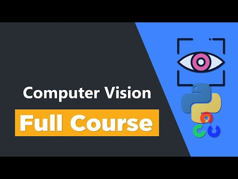 Python Tutorial for Computer Vision and Face Detection with OpenCV thumbnail
