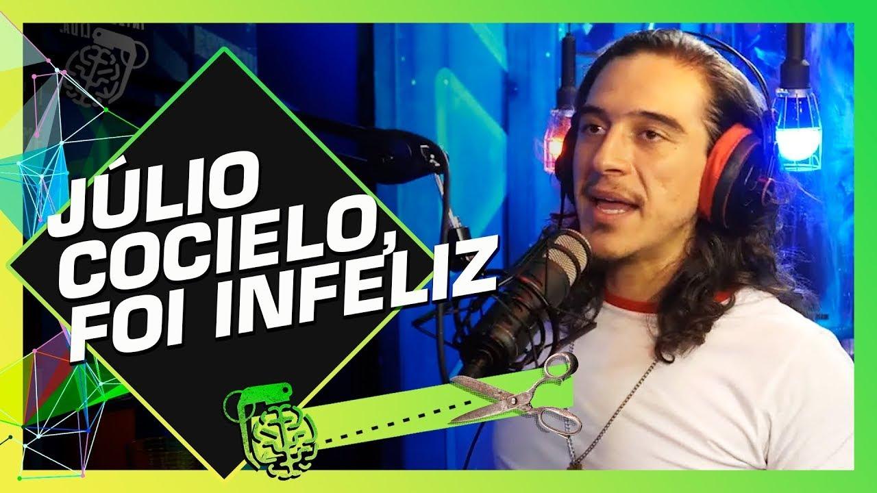 COMEDIANTE MIMADO! - PATRICK MAIA sobre JULIO COCIELO