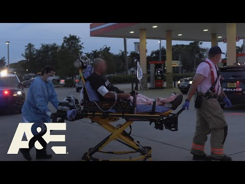 Live Rescue: Medics Save Man's Life (Season 3) | A&E
