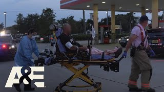 Live Rescue: Medics Save Man's Life (Season 3) | A&E