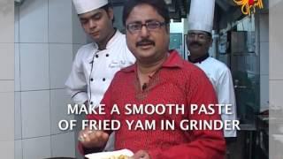 Krazy Kebab Restaurant  Tofa  E  Zameen Yam Kebab  Recipe By Chef Babu