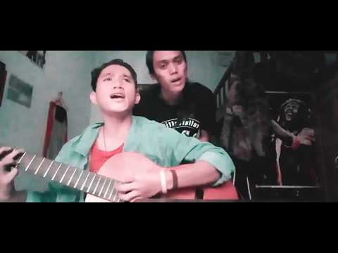 Dayang Sebalu (Cover) Hendrick ft Andre-Live akustik gitar