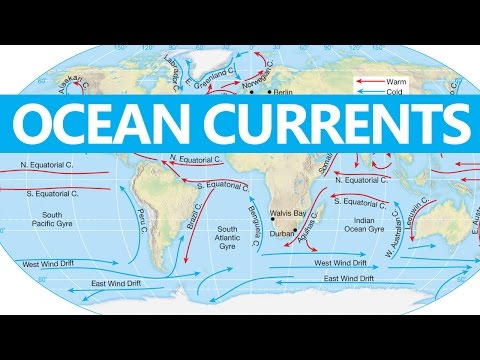 Geography for UPSC CSE - Ocean Currents [Civil Services ...