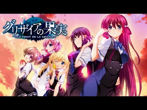 A HAREM OF GIRLS WITH SERIOUS PROBLEMS - Ep 1 - Fruits of Grisaia