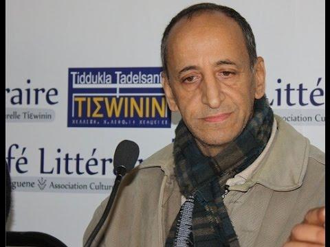 Le Café littéraire : Rencontre avec Nacer Boudiaf (18 février 2017)