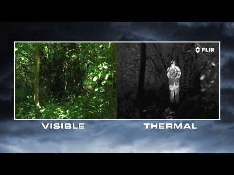 FLIR H-Series Tactical Thermal Night Vision Camera