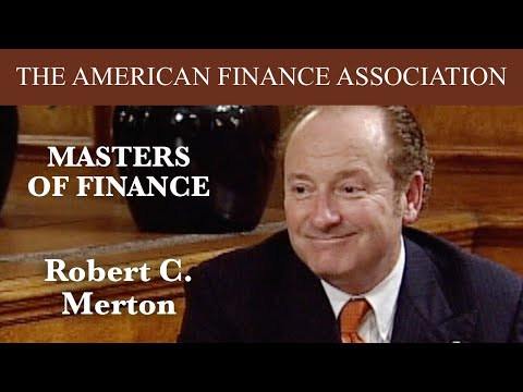 Masters of Finance: Robert C. Merton