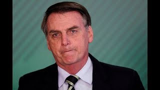 Bolsonaro speaks at Davos, World Economic Forum | LIVE