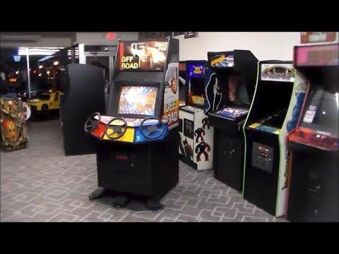 Ironman Ivan Stewart's Super Off Road Track-Pak Arcade Cabinet!  1989 Classic