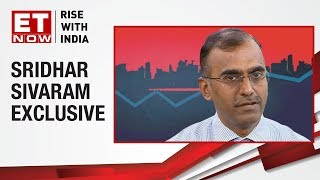 Volatility Disguised As Opportunity? | Sridhar Sivaram of Enam Holdings To ET NOW