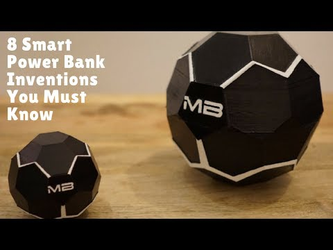 8 Smart Power Bank Inventions You Must Know