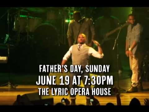 KIRK FRANKLIN - Baltimore - Father