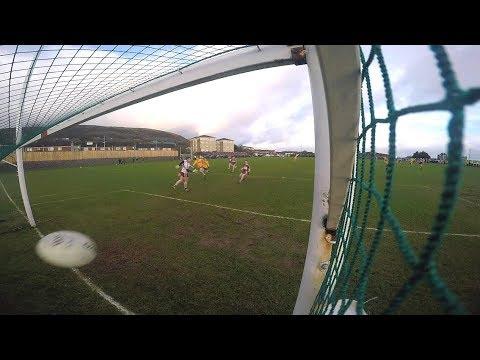 Goal for Enniskillen Gaels!