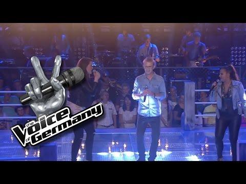 Stadt - Cassandra Steen & Adel Tawil | Johannes vs Anja vs Alegra | The Voice of Germany | Battles