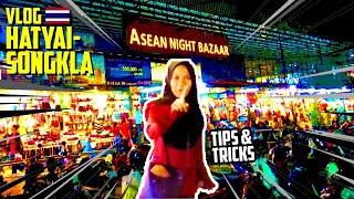 Asean Night Bazaar | Vlog Hat Yai - Songkhla, Thailand