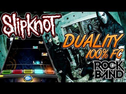 Slipknot - Duality 100% FC (Rock Band 4, Expert)