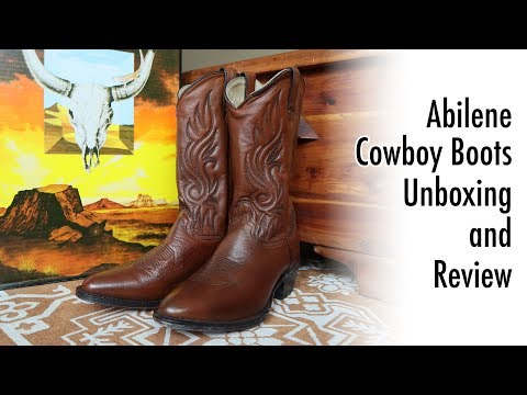 abilene-cowboy-boots-unboxing,-review-&-giveaway!!!!