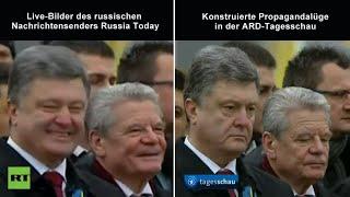 ARD: Sprachrohr für US-Waffen-Lobby?...und was bewusst weggelassen wurde