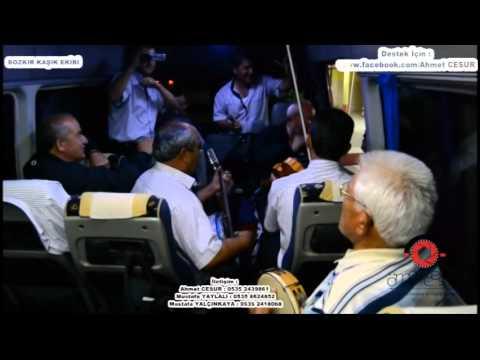 Bozkır Ekibi - İSTANBUL YOLU DEVAAM Oyun Havası trt arabayla yolculuk , Yazdam ekibi