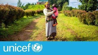 A child's first teacher | UNICEF Rwanda