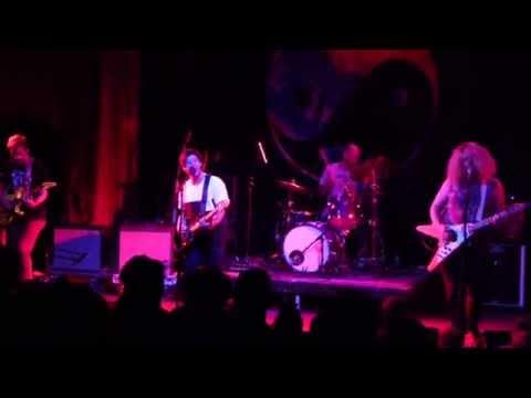Wavves Live Set, mostly, Bluebird Theater, Denver, 9/23/13
