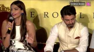 Trailer launch | Khoobsurat | Sonam Kapoor | Part 1