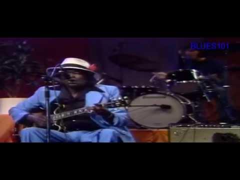 John Lee Hooker -- The Living Legends Of Blues HD