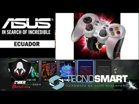 TORNEO CYBER MERCADER GAMERLAND VS CYBER DVD HOLLYWOOD