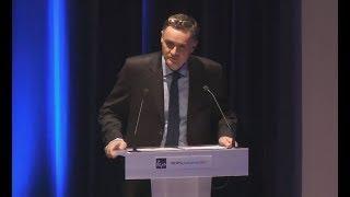 Cérémonie de Remise des Diplômes ILEPS 2017 - Discours du directeur