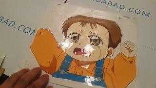 Shadabad's Anime Cels Collection pt1: Akachan to Boku Nippon Animat...