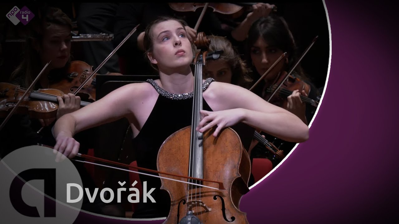 Dvořák: Rondo, Op.94 - Netherlands Philharmonic Orchestra and cellist Eline Hensels
