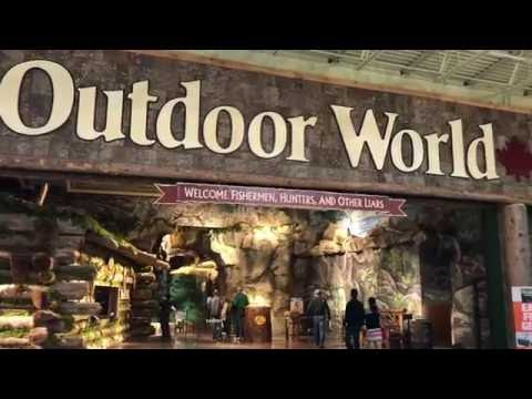 Bass Pro Shops OUTDOOR WORLD Open In  TSAWWASSEN MILLS