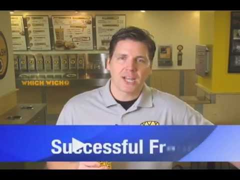 Which Wich Franchise Expansion