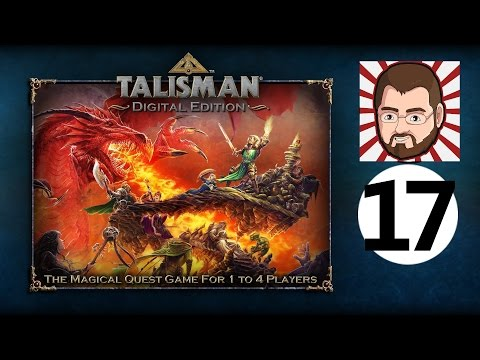 Gold Saver and the Water Elemental [17] Talisman Board Game Night