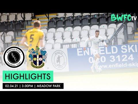 Boreham Wood Sutton Goals And Highlights