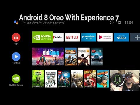 Major Official Update To Nvidia Shield TV OTA Update To Android 8 Oreo &  Preview Experience 7