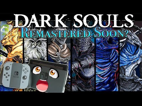 DARK SOULS 1 Remastered Announcement Very Soon? - Bandai Namco Event On The 15th