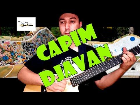 CAPIM - DJAVAN - VIOLÃO