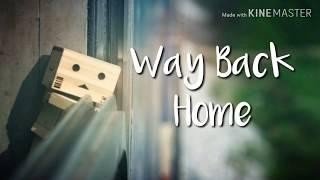 Shaun Way Back Home Feat Conor Maynard Sam Feldt Edit