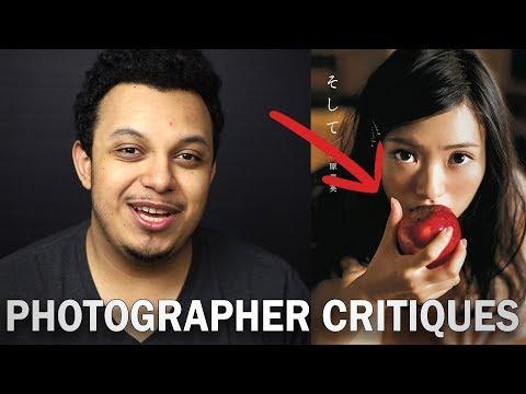 Kitahara Rie's 1st Photobook Soshite - A Photographer's Critique 北原里英 写真集 そして