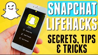 Snapchat Life Hacks! | MAJOR SNAPCHAT SECRETS REVEALED! Tips & Tricks 2015