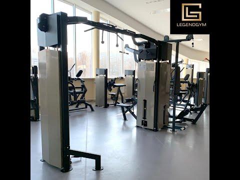 Профессиональные силовые тренажеры от производителя. LEGENDGYM - Gym, Fitness Equipment Manufacturer