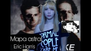 Eric Harris Mapa Astral | Massacre de Columbine