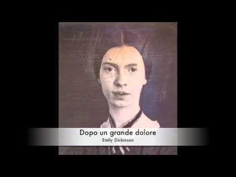 Emily Dickinson - Dopo un grande dolore [Corrado Cappai]