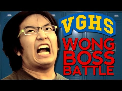 VGHS SHOWDOWN! - FREDDIE WONG & MATT ARNOLD BOSS BATTLE
