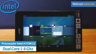 Tablet Acer Iconia One 7  - Walmart.com.mx